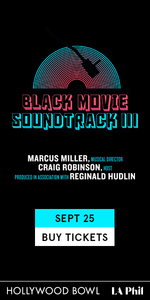 Black Movie Soundtrack Hollywood Bowl