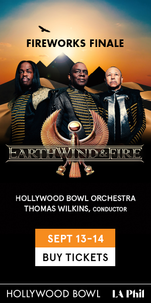 Earth, Wind, and Fire, Hollywood Bowl