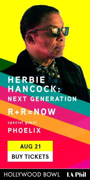 Herbie Hancock Hollywood Bowl